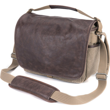 709 Retrospective 7 Shoulder Bag (Leather/Sandstone)