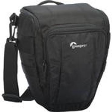 Pre-Owned LoweproToploader Zoom 50 AW II Camera Bag (Black)