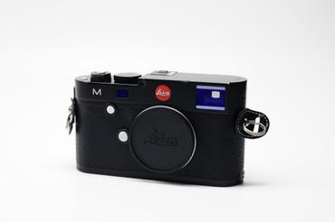 Pre-Owned - Leica M (Typ 240) Rangefinder Camera - Black