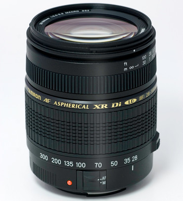 Pre-Owned - Tamron 28-300mm F/3.5-6.3 Xr Di AF Macro For Nikon