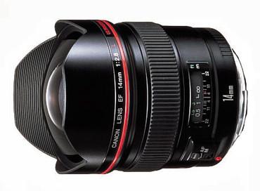 Canon EF 14Mm F2.8 L USM SN:17397