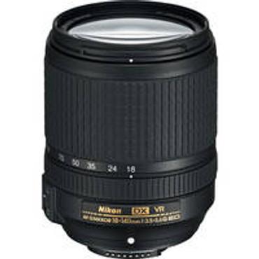 Nikon AF-S DX 18-140mm f/3.5-5.6G ED VR (White Box)