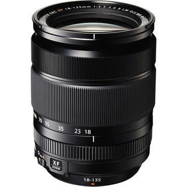 Pre-Owned - Fujifilm XF 18-135mm f/3.5-5.6 R LM OIS WR Lens