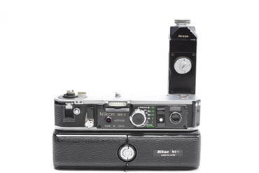 Pre-Owned - Nikon MD-2 with MB-1