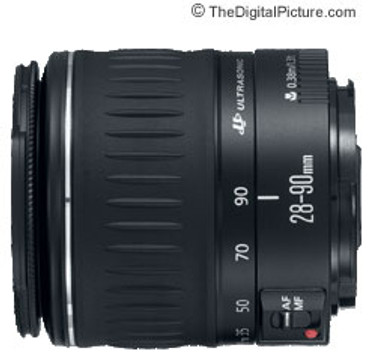 Pre-Owned - Canon EF 28-90Mm F/4-5.6 II USM