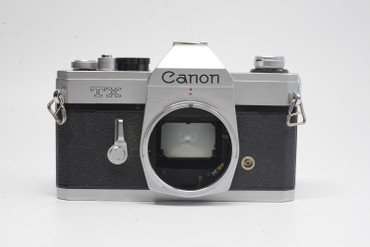 Pre-owned Canon TX FILM CAMERA W/Rottsr 28mm f2.8