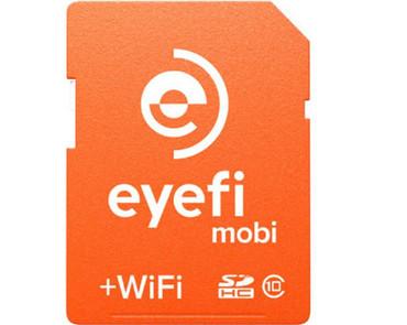 Eye-Fi 4GB mobi wireless card