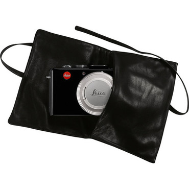 Leica Soft Napa Leather Pouch for D-Lux 6 Digital Camera