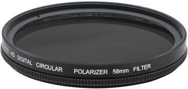 Xit XT58CPL 58mm Camera Lens Polarizing Filters