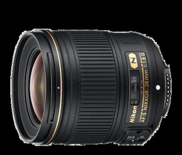 Nikon AF-S FX 28mm f/1.8G Lens
