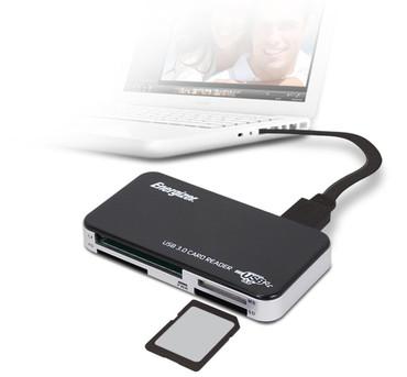 Energizer Multi-Use USB3.0 SD Card Reader