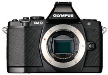 Pre-Owned - Olympus OM-D E-M5 (Body Black)