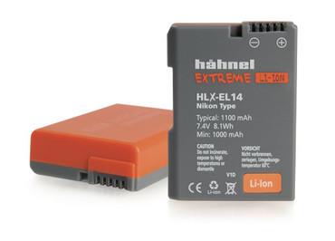 hähnel Extreme Li-Ion HLX-EL14 Battery for Nikon Digital Cameras EN-EL14