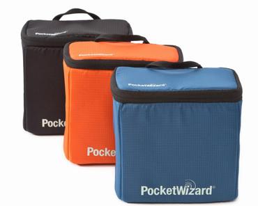 PocketWizard G-Wiz Vault Case for DSLR Camera (Blue)