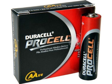 Duracell Procell - AA 4 packs
