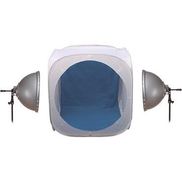 "Interfit Cool-Light Two Light Pop Up Tent Kit 36"""
