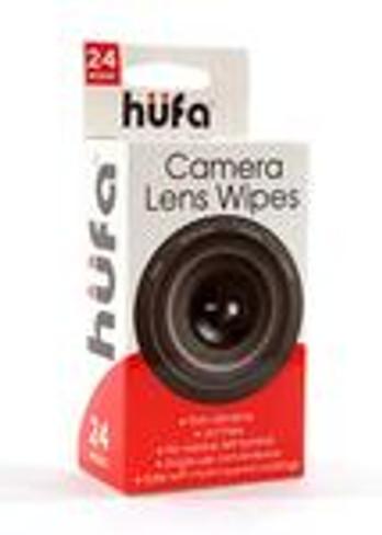 Hufa Lens Wipes, 24 Ct.