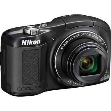 COOLPIX L620 Digital Camera (Black)