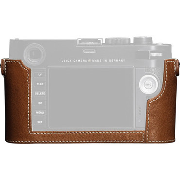 Camera Protector for M Type 240 Digital Camera (Cognac)