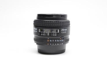 Pre-Owned - Nikon AF Nikkor 28Mm F2.8D