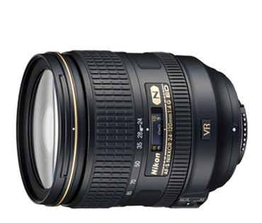 Nikon AF-S FX 24-120mm f/4G ED VR Nano