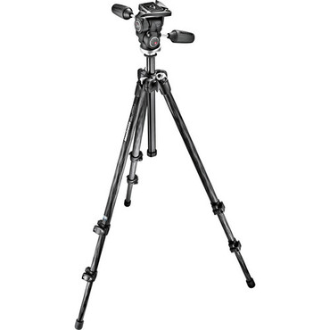 Pre-Owned Manfrotto 329 with RC-4  2way head