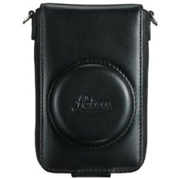 Leather Case (Black) For D-LUX 4