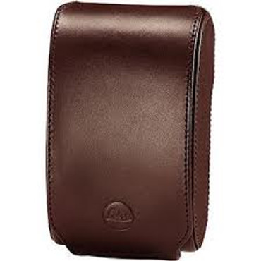 Leather Carry Case Brown For The V-LUX 20