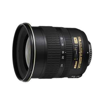 Nikon AF-S DX 12-24mm f/4G IF-ED Wide Angle Zoom