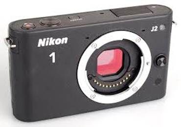 Nikon 1 J2 Body Black