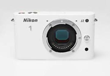 Nikon 1 J2 Body White