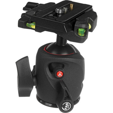 Manfrotto MH054MO-Q5 Magnesium Ball Head With Q5 Quick Release