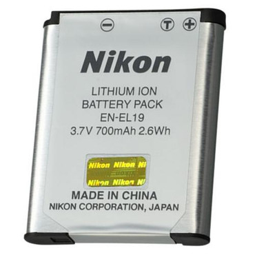 EN-EL19 Lithium-Ion Battery (700Mah)