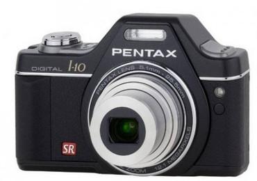 Optio I-10 Digital Camera (Black)