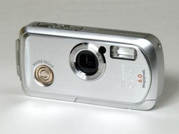 Optio Wpi  Waterproof Camera