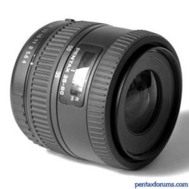 Pentax 35-80mm F4-5.6 A