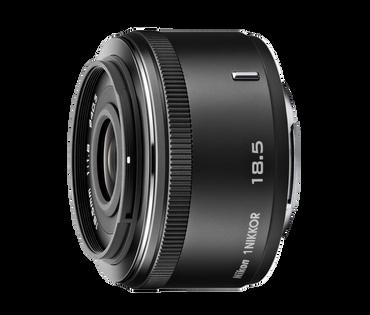 Nikkor 18.5Mm F/1.8 Lens For CX Format (Black)