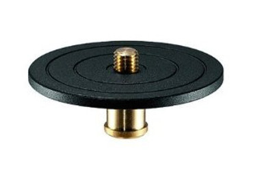 "358-Survey Top Plate With 5/8"" Screw"