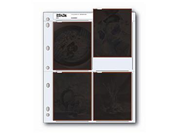 Print File 45-8P 4x5 Negative Preservers (25 Pg)