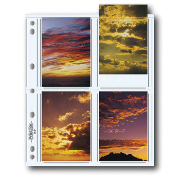 Print File 35-8P* 3.5x5 Photo Pages (25 pg)