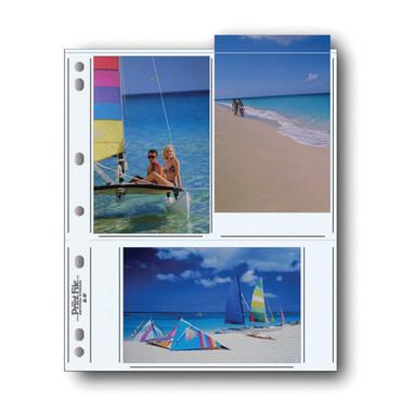 Print File 46-6P* 4x6 Photo Pages (25 pg)