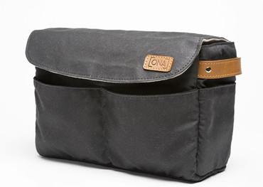Roma Camera Insert And Bag Organizer (Black)