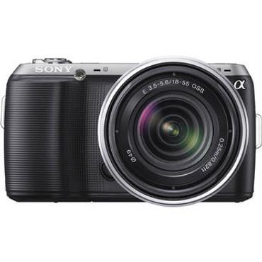 NEX-C3 Digital Camera With 18-55Mm Lens (Black)