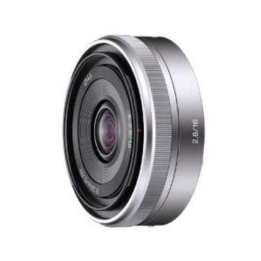 Sony E 16mm f/2.8 Wide-Angle Lens