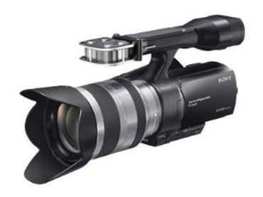 NEX-VG20H Interchangeable Lens HD W/18-200Mm