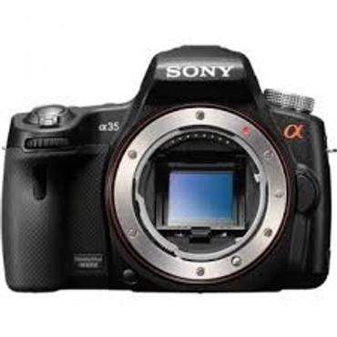 SLT-A35 Alpha 35 Digital Camera (Body Only)