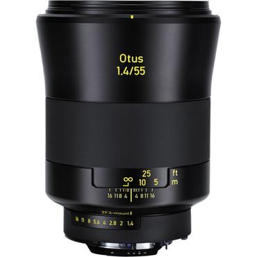 Zeiss 55mm f/1.4 Otus Distagon T* Lens for Nikon F Mount