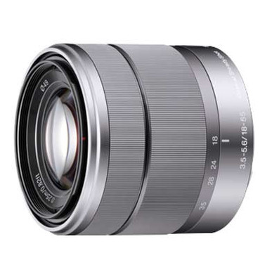 18-55Mm F3.5-5.6 Zoom-Silver