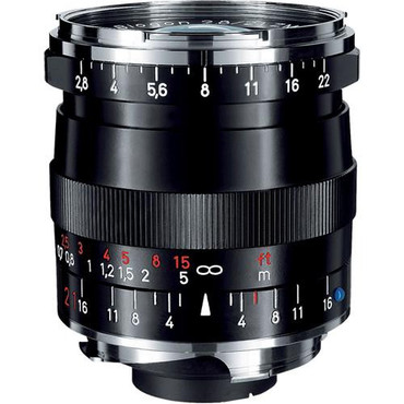 21Mm F/2.8 Biogon T* ZM Lens For Ikon & Leica