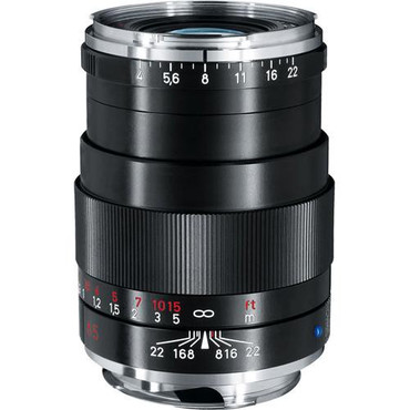 85Mm F/4 ZM Leica M Mount-Black